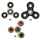 Stress Relief Tri Spinner Hand Anxious Toy Plastic Sensory EDC ADHD Adult Autism