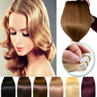 Tape in 100% Virgin Remy Human Hair Extensions 20/40pcs Skin Weft AU Party