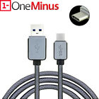 3M Strong Braided Heavy Duty USB C 3.1 Type-C Data Snyc Charger Charging Cable