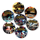 League of Legends ADC GUNGLE TOP SUPPORT SOLO Brooch LOL Badge Collection
