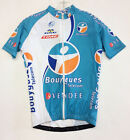 Team Bouygues CYCLING SHORT SLEEVE JERSEY Made in Italy by GSG