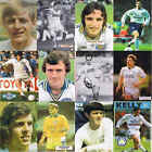 TOPICAL Times Football Annual A4 retro picture poster Leeds United - VARIOUS