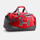 Under Armour 2017 UA Storm Undeniable II Medium Duffel Bag Red