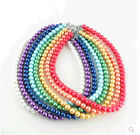 New Fashion women many color pearl necklace temperament clavicle chain hot sell  image