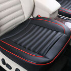 Car Seat Soft PU Leather Protective Bucket Cover Mat Pad  Full Surround Cushion