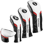 TaylorMade Golf 2017 Club Head Covers - Driver Fairway Hybrid Putter Headcovers