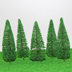 S0402 Cedar Cypress Model Trees Railroad Park Street Diorama Scenery Layout NEW