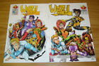 Weezul #1 VF/NM one-shot + variant - ale garza - lightning comics set 1996 lot