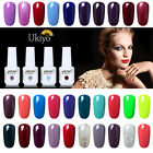 Ukiyo Soak Off UV LED Gel Nail Polish No Wipe Top Base Coat Primer Manicure