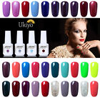 Ukiyo 15ML Soak Off UV LED Gel Nail Polish No Wipe Top Base Coat Primer Manicure