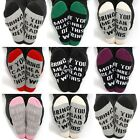 1Pair Unisex Wine socks If You can read this Bring Me a Glass of Women Men Socks