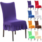 New Home Soft Stretch Chair Cover Party Decor Seat Covers Wedding Banquet Dinner