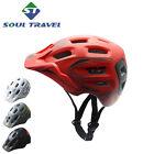 Unisex Mountain Bike Bicycle Cycling Safety Helmet Adjustable Visor Protect Gear