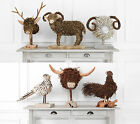 Voyage Maison Wooden Animal Sculpture Collection - Various Styles Available