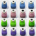 New DIY Mini Scrapbook Puncher Paper Hole Punch Craft Punch Card Tool Punches