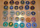 "BOY SCOUT CUB SCOUT INSIGNIA Uniform Emblem - 3"" Round Patch - YOUR CHOICE!"