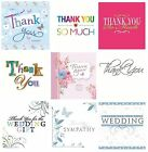 THANK YOU Note Cards & Envelopes - Range of Designs - Boy Male Girl Female Event