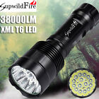 SupwildFire 38000LM XM-L T6 LED Flashlight Torch Light Lamp Super Bright 18650