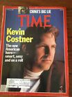 Time magazine June 26, 1989 Kevin Costner-The New American Hero