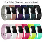 12-Pack S/L For Fitbit Charge 2 Replacement Classic Soft Wrist Strap Watch Band