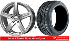 Alloy Wheels & Tyres 17'' Momo Hyperstar For Toyota Prius [Mk4] 15-16