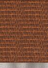 Zebra Dash Fabric in Orange, Jungle Jive Collection, Kanvas Studio