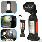 16 LED Hand Magnetic Inspection  Torch Camping Hanging Work light Lamp Flashligh