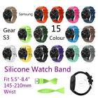 New Sports Silicone Strap Wrist Band For Samsung Gear S3 Frontier Classic Watch