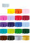 "Round 84 "" Plastic Party Table Cover More Colors Avail"