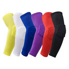 Elastic Elbow Arm Brace Support Pad Guard Compression Sleeve Tennis Bandages JR