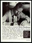 1958 Skitch Henderson photo music trade booking ad