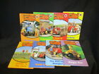 CHILDREN'S LADYBIRD LITTLE RED TRACTOR SERIES:SELECT REQUIRED BOOKS