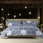 ODD ONE OUT MODERN CIRCLES DUVET COVER LUXURY 100% COTTON EASY CARE QUILT SET
