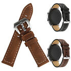 New Classic Real Leather Watch Bracelet Strap Band For Samsung Gear S3 Frontier
