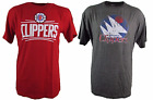 Los Angeles Clippers Men's B&T Graphic T-Shirt NBA Majestic 2 Colors on eBay