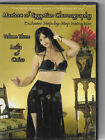 MASTERS OF EGYPTIAN CHOREOGRAPHY Vol 3 LEILA OF CAIRO DVD bellydancing SPOTLESS