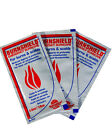 Burnshield Burn Blot Hydrogel Gel Sachets 3.5g - Emergency Burns/Scald Treatment