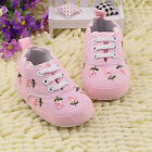 NEW! Hot Infant Toddler GIFT Kid Baby Soft Sole Shoes Sandals Sneaker Newborn
