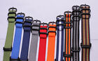 new OB buckle 18-24mm Nylon Watch band watch strap watch 11color available 1pcs