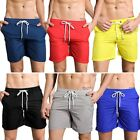 Men Casual Quick-dry Sports Loose Basketball Shorts Beach Pants Running Trousers