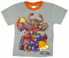 Boys Skylanders Giants Tree Rex T-Shirt Grey 12 Years SALE