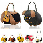 Women's Novelty Cross Body Animal Shape Bags Elephant Bear Owl Handbag For Women