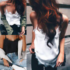 Fashion Women Summer Vest Top Sleeveless Casual Shirt Tops Blouse Tank T-shirt
