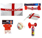 ENGLAND BANNER FLAG SCARF KIT CAR FLAG FOOTBALL AIR FRESHENER SUPPORTER EURO
