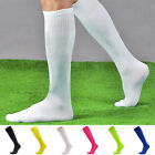 Fashion Mens Women Baseball Football Soccer Sports Long High Knee Socks 6 Colors