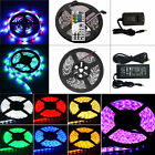 New 5M 3528 5050 RGB SMD Waterproof 300 600 LED Strip Light String Ribbon Roll