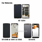 For Motorola XT1580 XT1581 XT1585 XT1575 XT1254 LCD Digitizer Replacement Frame