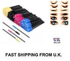 Disposable Eyelash Brushes Mascara Wands Eye Makeup Lashes Applicator Extension