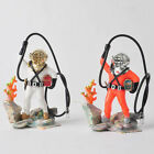 Diver aquarium ornament Air-operated Bubbling Diver Plastic Fish Tank Ornament