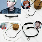 KPOP BTS SUGA Pendant Necklace Bangtan Boys Jimin Fashion Jewelry For ARMY Gift